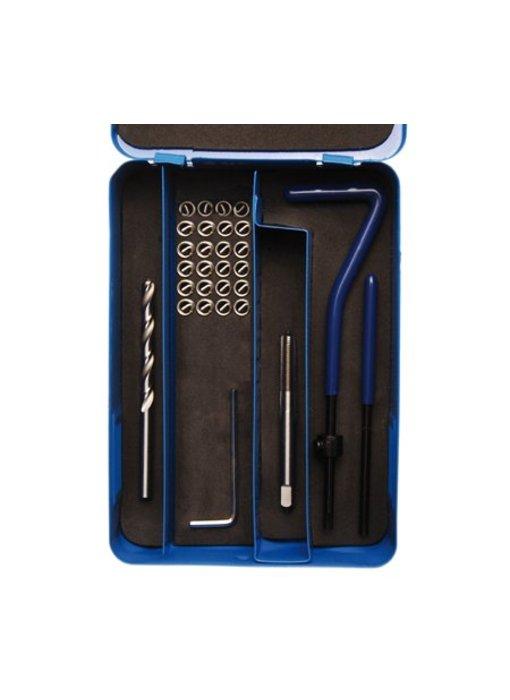Draad reparatie kit M5x0.8 29-delig Helicoil