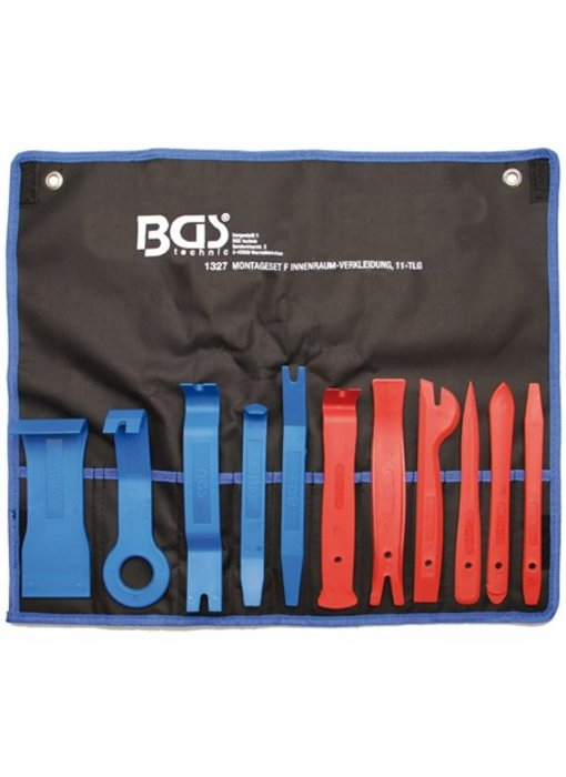 BGS Interieur gereedschap set