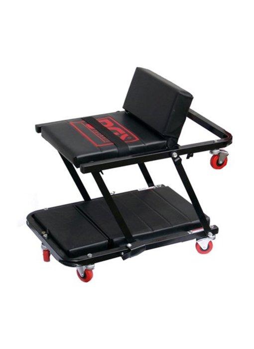 BGS Verstelbare ligkar en werkplaatsstoel