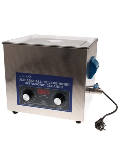 BGS Ultrasonisch onderdelen reiniger 13L