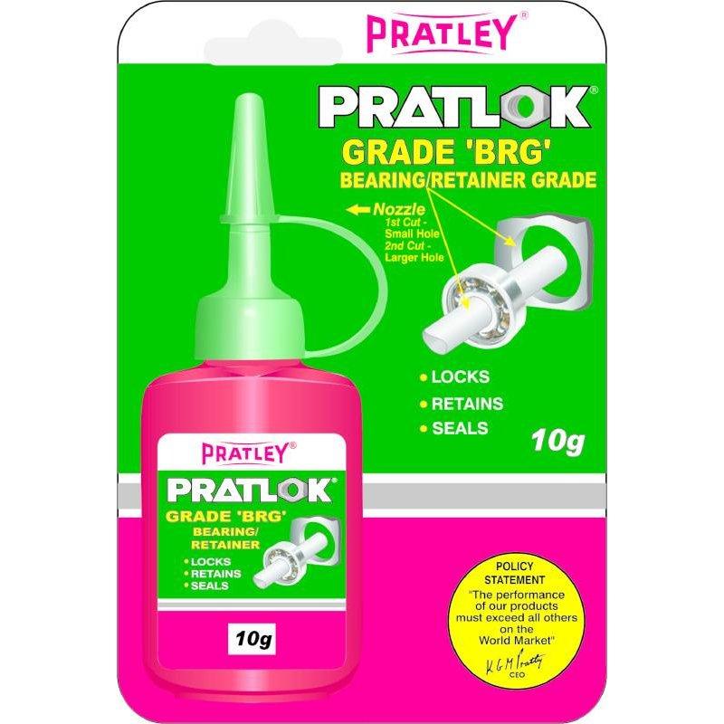 Pratley Pratlok (kogel)lagerborgmiddel