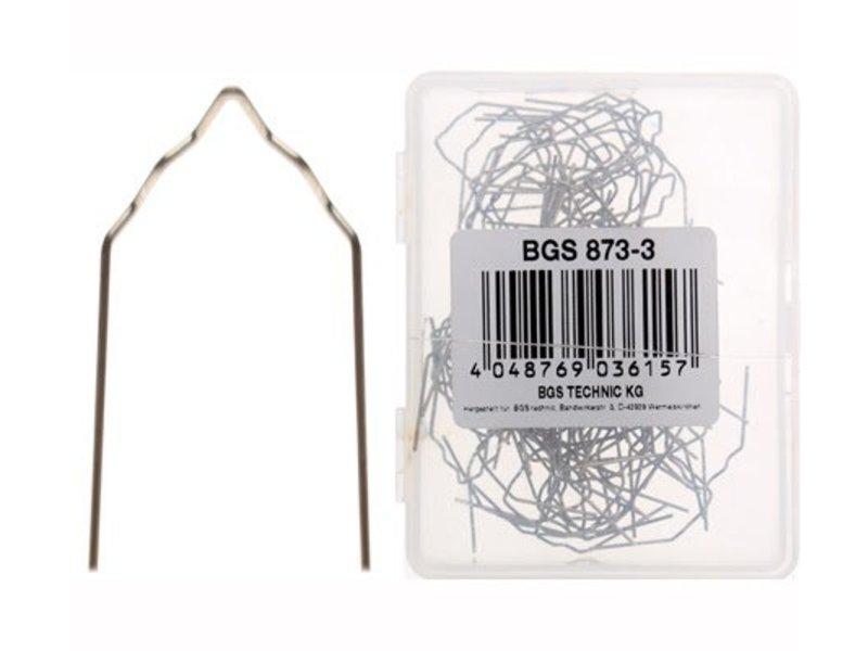 BGS 0.6 mm V-vorm plastic reparatie krammen