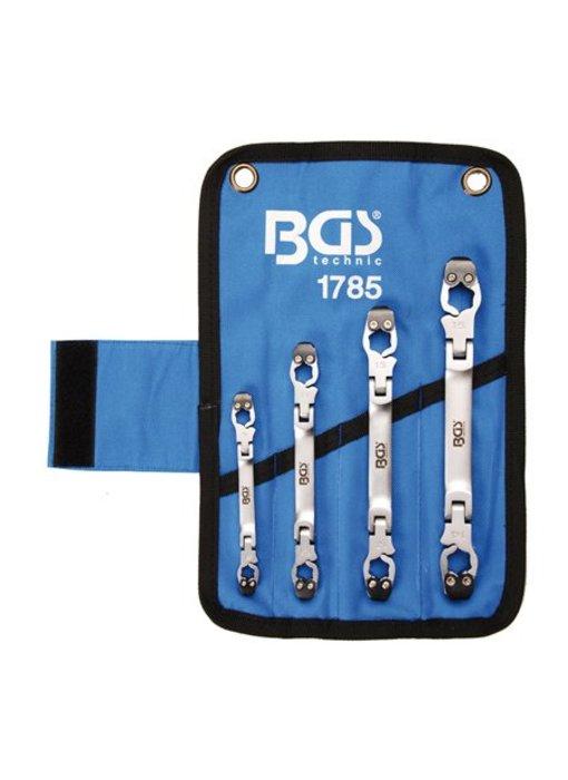 BGS Ratel remleiding ringsleutelset