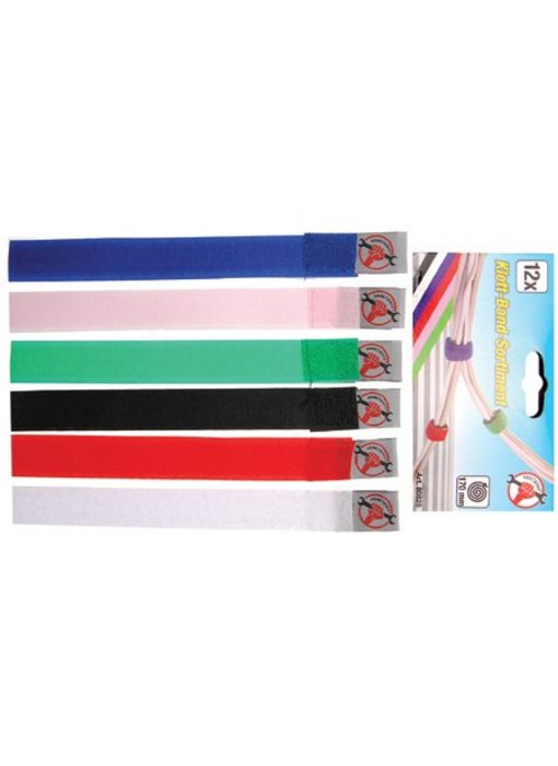 BGS Velcro tape 12-delig