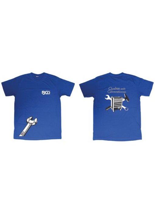 BGS T shirt Maat 5XL