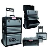 BGS Gereedschapstrolley met afneembare koffers