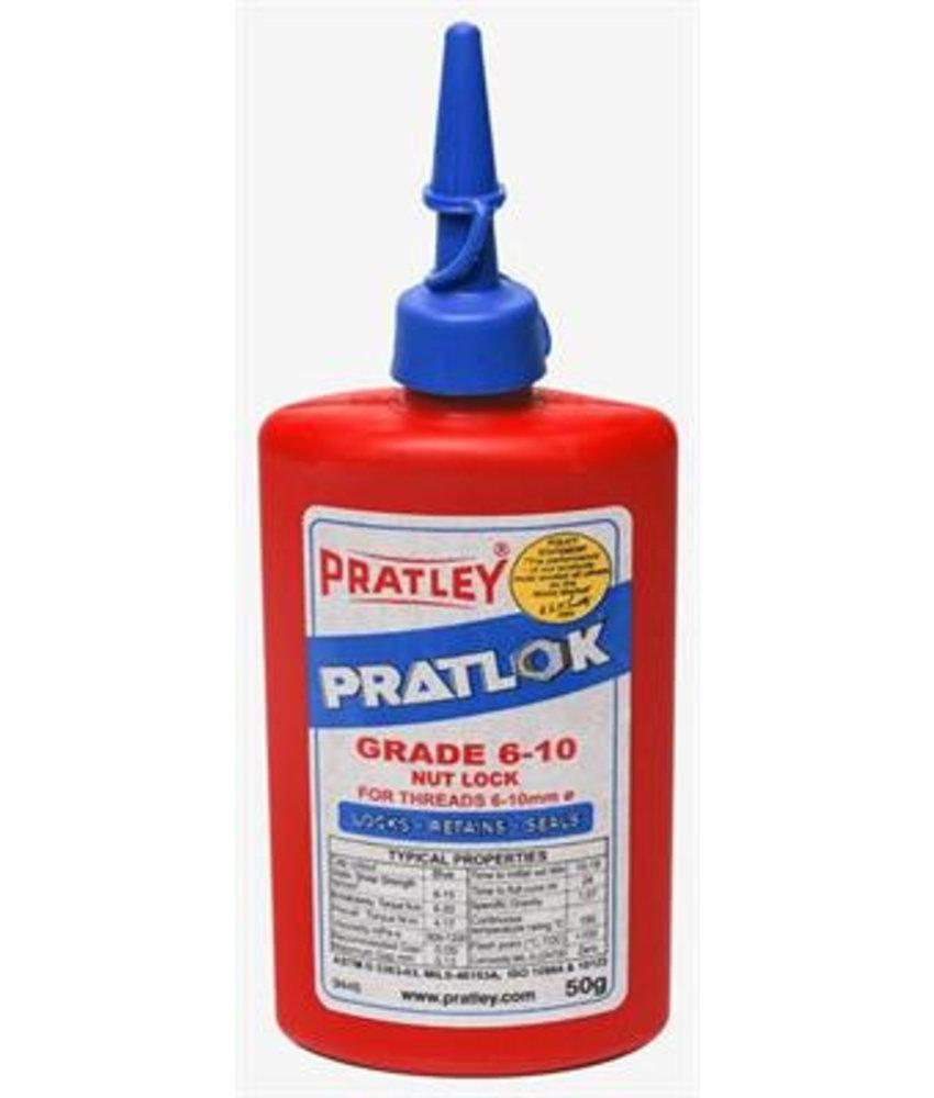 Pratley Pratlok schroefdraadborgmiddel M6-M10