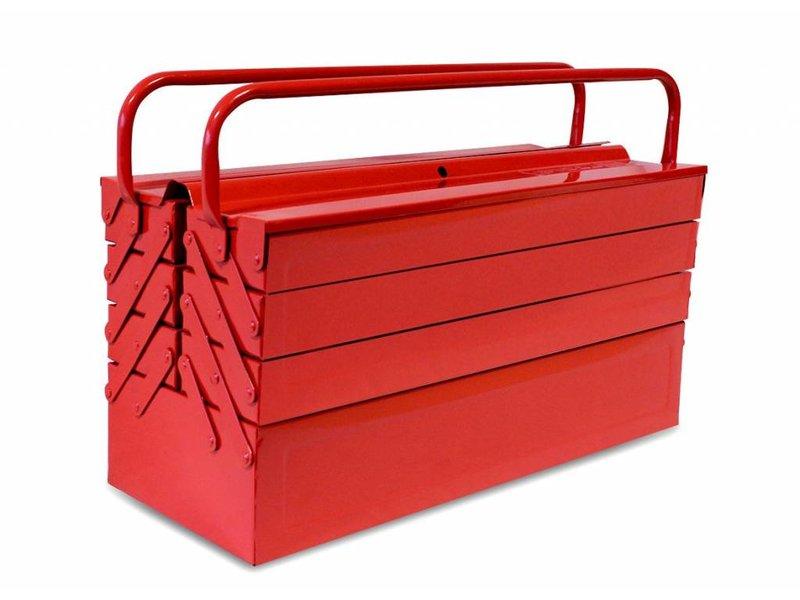 MW Tools Materiaalkoffer 7 laden Profi