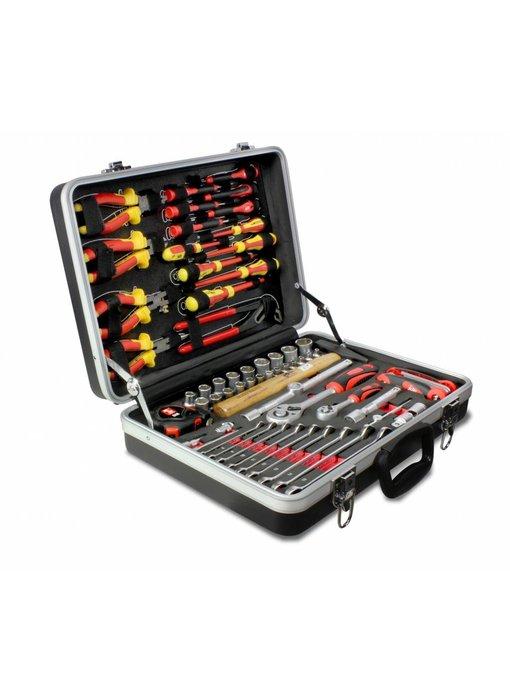 MW Tools Gereedschapskoffer 68-delig VDE