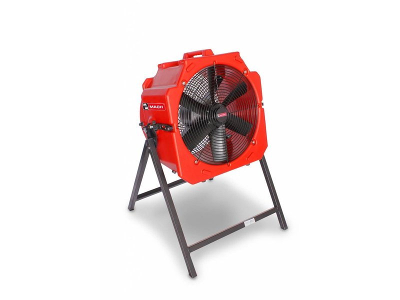 Multifunctionele ventilator 500 mm met 2 standen 200W
