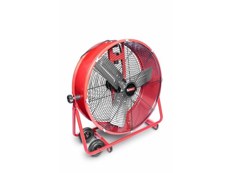 Mobiele ventilator 600 mm 190W