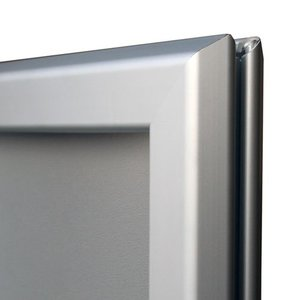 A0 klikkader 31mm frame dubbelzijdig