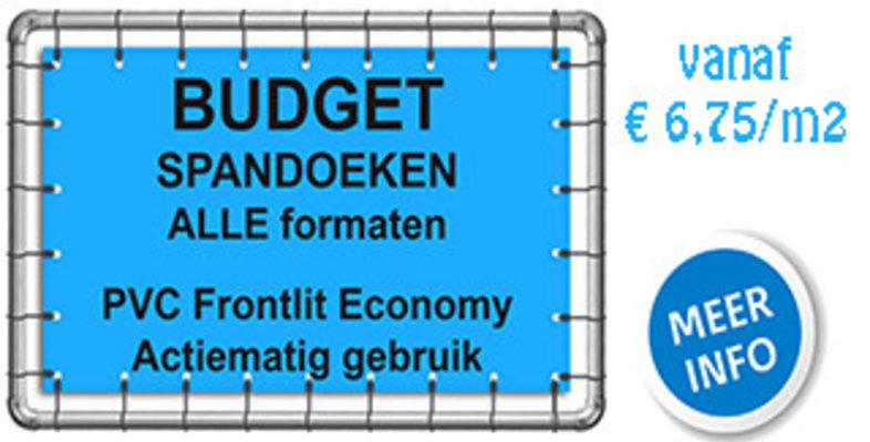 Budget spandoeken