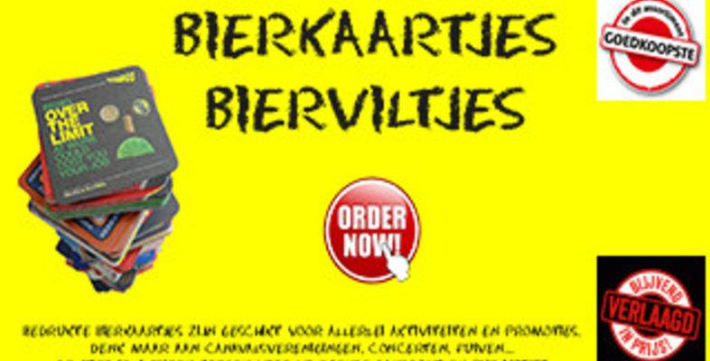 Bierkaartjes