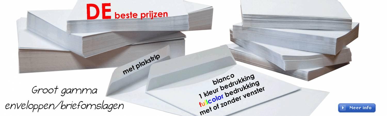 Briefomslagen