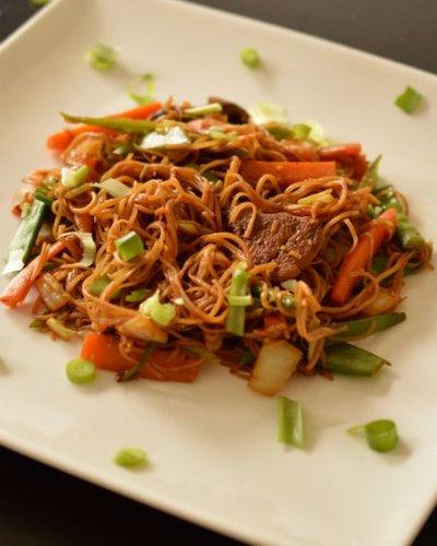Proef China foodbox vol specifieke ingrediënten en recepten