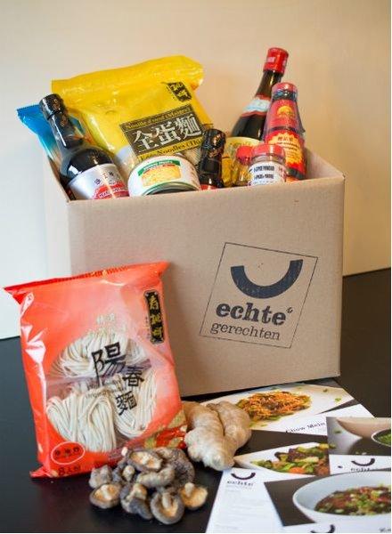 Proef China foodbox