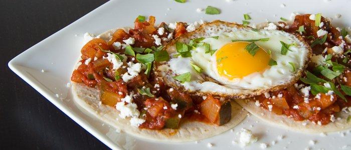 Zin in een Mexicaans ontbijt?