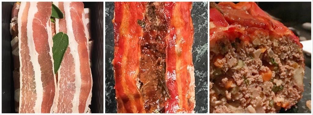 Gehaktbrood op zijn Amerikaans: meatloaf