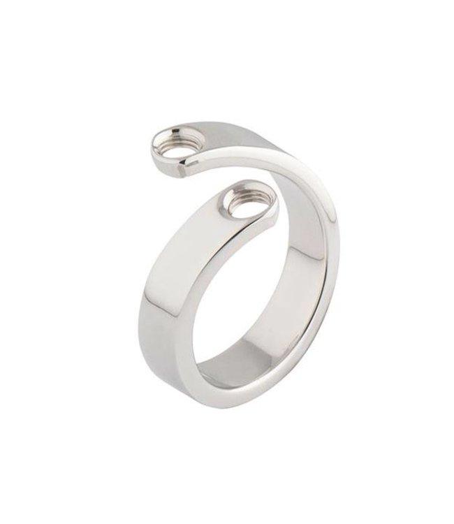 Melano Vivid Ring Violet S