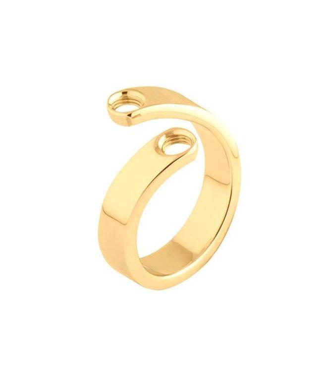 Melano Vivid Ring Violet G