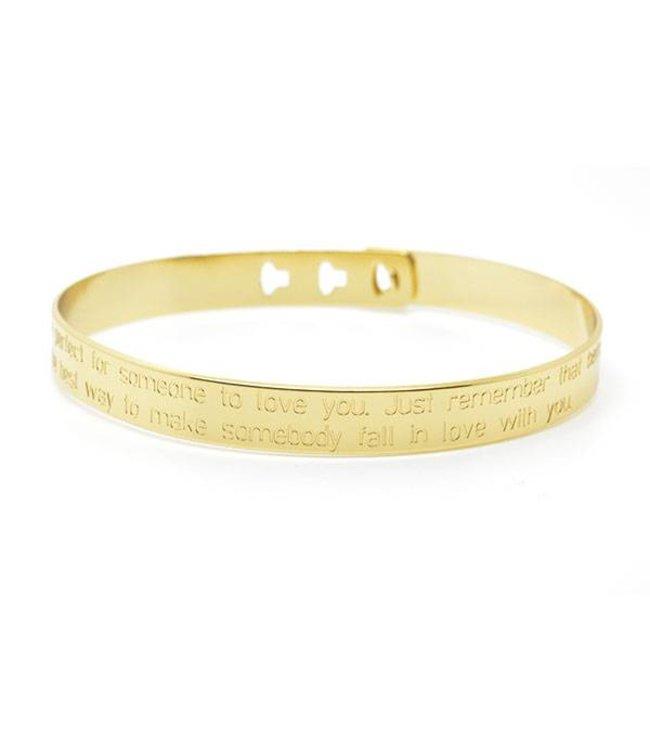 Mya Bay Armband Lola goud
