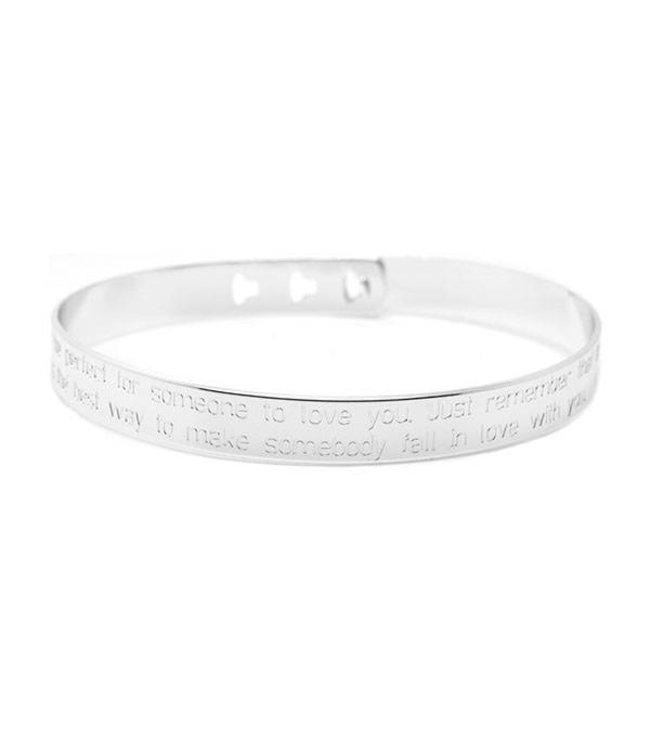 Mya Bay Armband Lola zilver