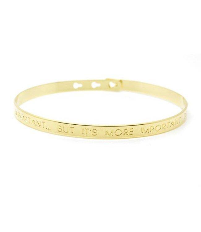 Mya Bay Armband Estelle goud