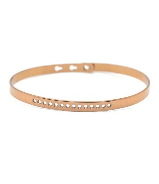 Mya Bay Armband Nona brons