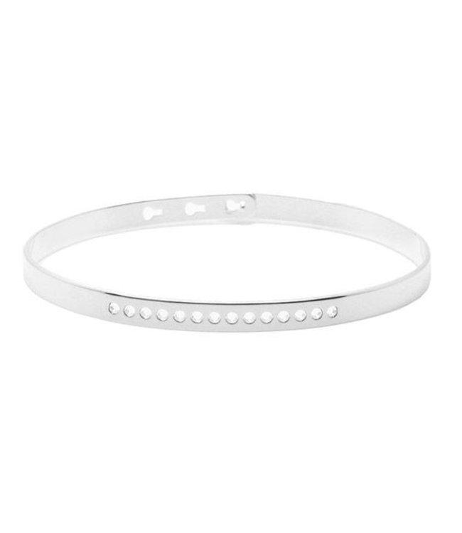 Mya Bay Armband Nona zilver