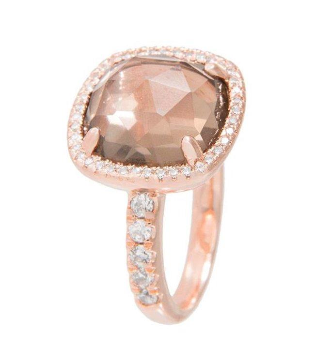 Bronzallure Ring Shiny Stone