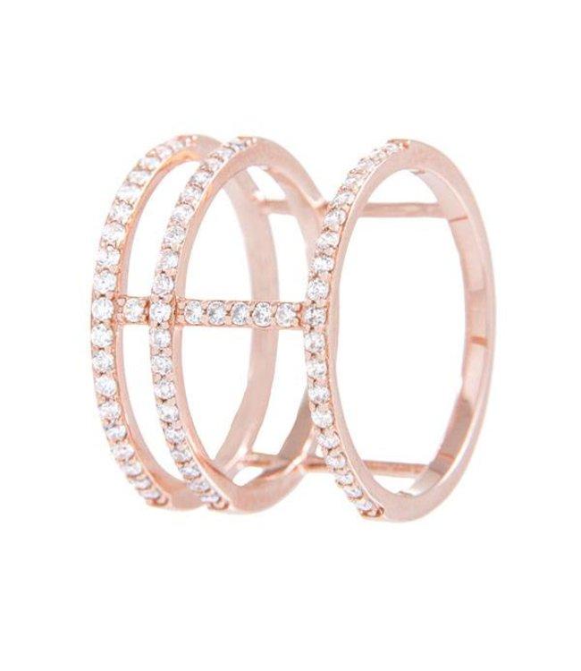 Bronzallure Ring Design Swarovski