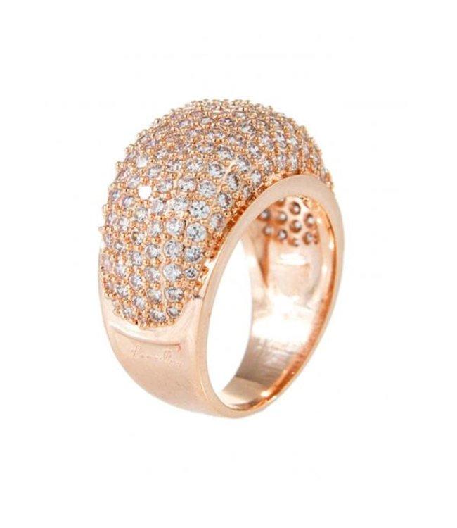 Bronzallure Ring Cubic Zirkoon