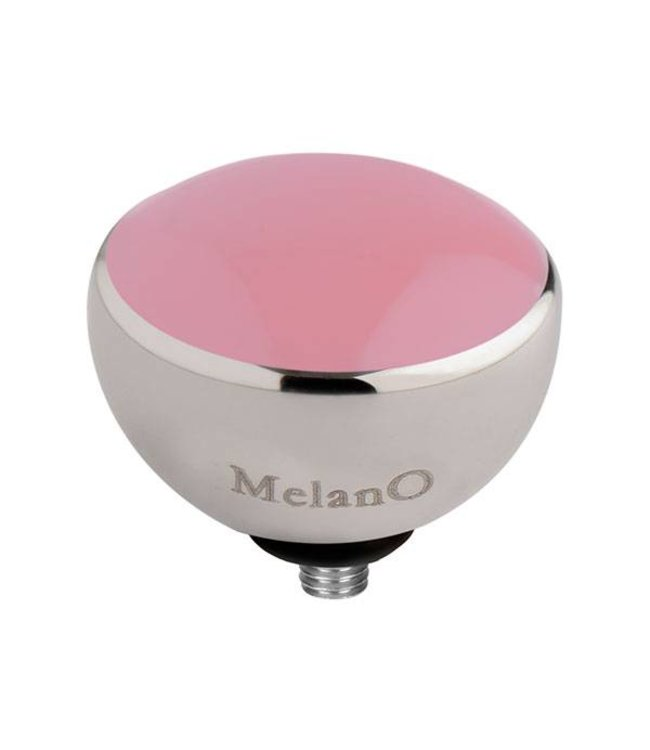 Melano Twisted Zetting Resin Light Pink SS