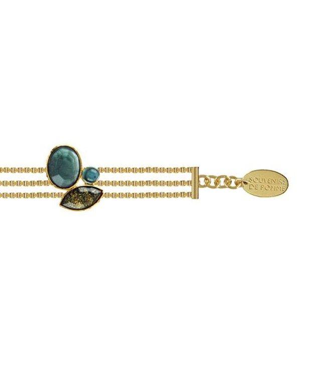 Souvenirs de Pomme Armband Multi Bracelet