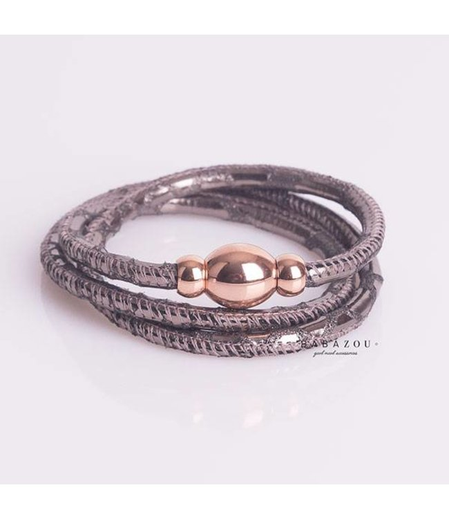 Qudo Armband Tender Monile Metal