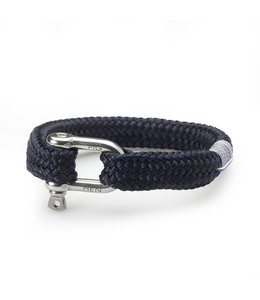 Pig & Hen Armband Gorgeous George Navy