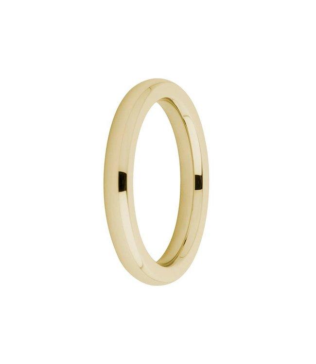 Melano Ring Sarah Basic Goud