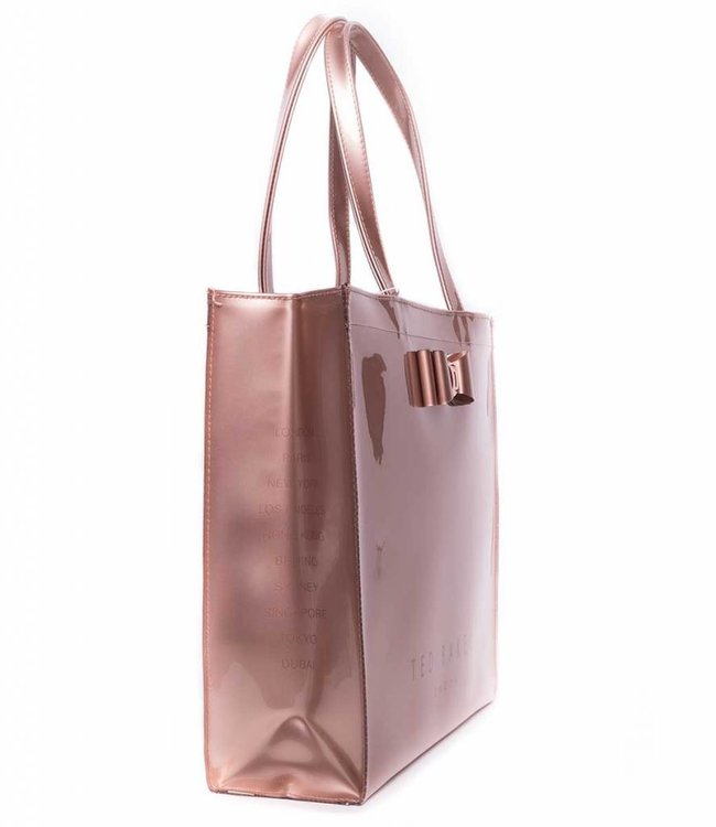 Ted Baker Large Icon Bag Rosé