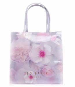 Ted Baker Chelsea print Large Icon Bag Grey