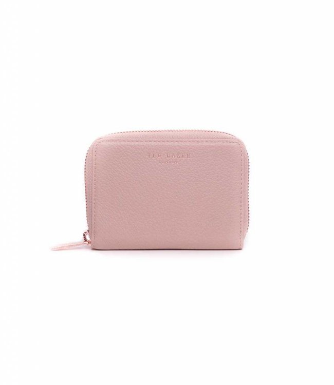 Ted Baker Zip Around Mini Purse Camel