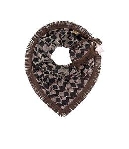 POM Amsterdam Sjaal Premium Cowboy 852