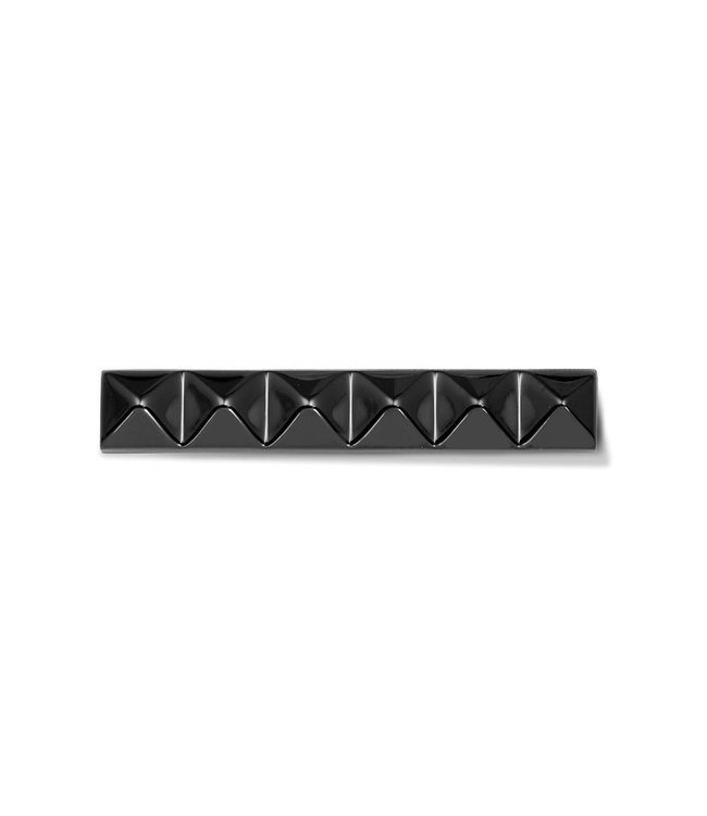 Take What You Need Bar Stud black toned