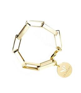 Souvenirs de Pomme Armband Link Bracelet