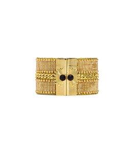 Hipanema Armband Galate Gold