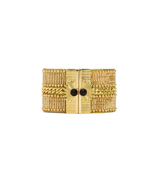Hipanema Armband Galate Gold