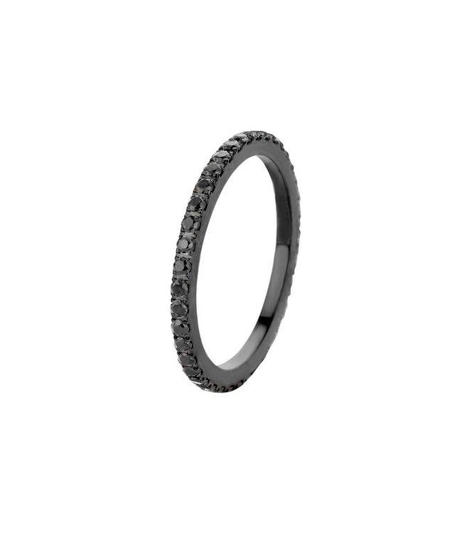 Melano Ring Sade BL Black