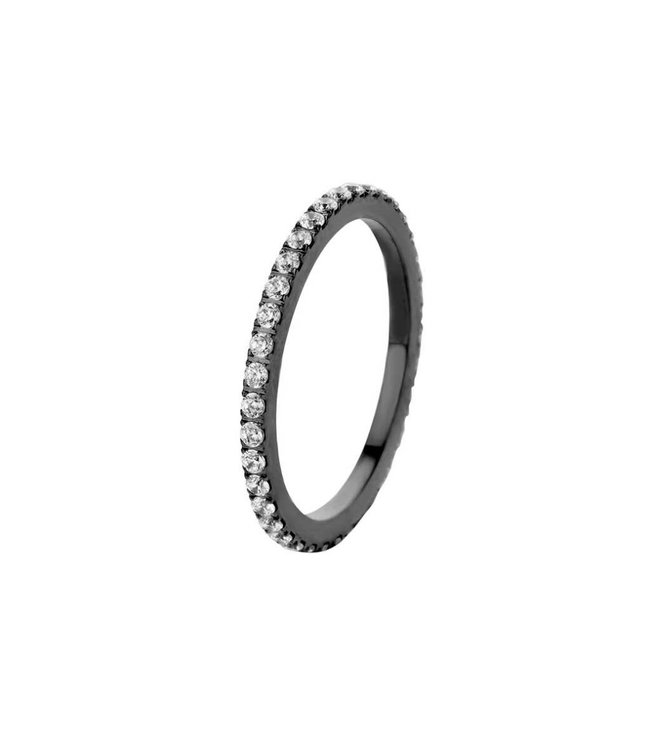 Melano Ring Sade BL Crystal