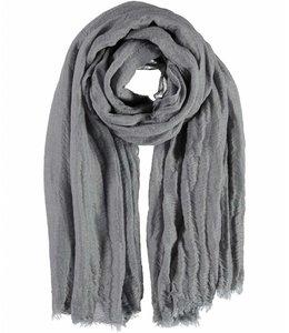 Passigatti Sjaal Soana Light Grey