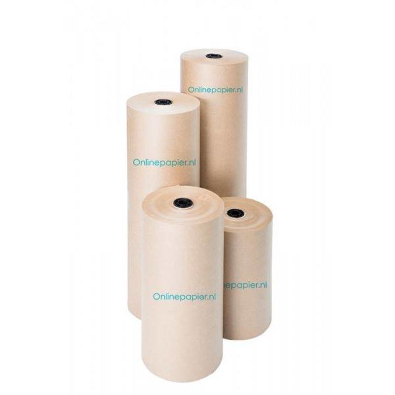 Kraftpapier rol 80cm x 275m, 90 gr/m2